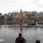 Ganga Ghat.