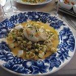Le Chef et Moi - Cod fish with pasta