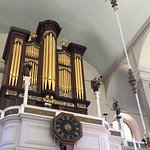 North Church pipe organ