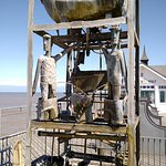 The Southwold Pier Water Clock