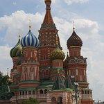 Foto di Cattedrale di San Basilio (Pokrovsky Sobor)