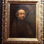 Rembrand self Portrait