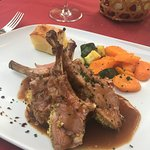 Lamb to die for....