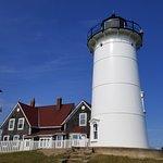 Nobska Point Lighthouse照片