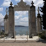 Photo de Le palais de Dolmabahçe