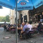 Фотография Bratwurstherzl Am Viktualienmarkt
