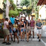 In plaka, sometimes photos go wrong, but it was fun