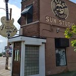 Exterior picture of Sun Studio