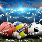 Sport, sport, sport på TV