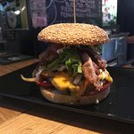 The best hamburger in Firenze