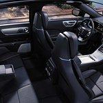 Spacious luxury sedans with elegant interiors