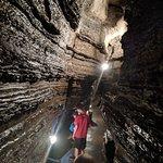 Foto van Bonnechere Caves