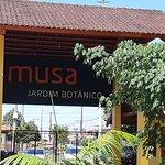 Entrada do MUSA