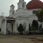 Foto Gereja Blenduk