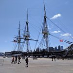 USS Constitution (boarding area)