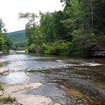 ภาพถ่ายของ Elk Falls, North Carolina