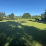 Beautiful grounds for bocce, croquet, tennis, golf