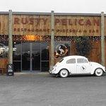 Rusty Pelican street view