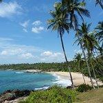 Amazing hidden beaches in Down south Sri Lanka.