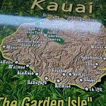 Where's Lihue? It's missing on the table map of Kauai.
