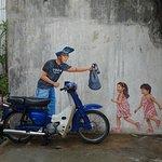 Street arts in Ipoh