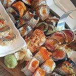 Foto de Peculiar Sushi or Steak