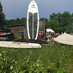SUP Fitness, SUP Yoga, beginner & advanced Stand Up Paddle lessons, boardtest private sessions,