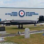 In the RCAF Memorial Airpark