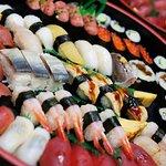 Very fresh sushi's