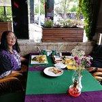 메르하바 가든 레스토랑의 사진