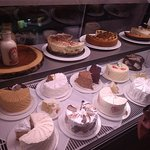 Great desserts only 5.50