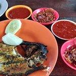 ikan bakar, enak dimakan dengan sambal