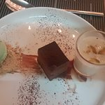 I was a bit dissapointed with desert. Nothing extra ordinary like chef specialty restaurant but