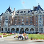 Photo of Empress Hotel National Historic Site of Canada