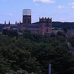 cathedral seen from wharton park.