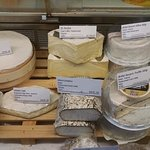 Best selection of cheeses in town
