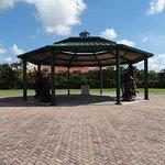 City of Pembroke Pines 911 Memorial steel sculptures