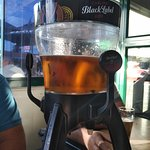 3 litres on tap