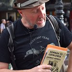 Nick Lloyd, uses Orwell's Homage to Catalonia as our guide