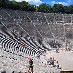 Photo of Epidaurus Theater