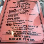 Foto de Jimmy's Eastside Diner
