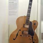 Chuck Berry's guitar Maybeline