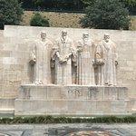 Mur de la Reformation.
