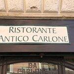 Foto de Antico Carlone