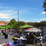 Jackson Square New Orleans - Artists on Square