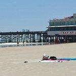 صورة فوتوغرافية لـ Daytona Beach Boardwalk and Pier