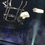 Photo of Michael Jackson ONE by Cirque du Soleil