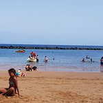 Playa de las Teresitasの写真