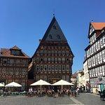Butchers' Guild Hall, Hildesheim Foto