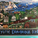 Foto de Mystic Drawbridge Ice-Cream